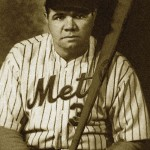 Babe Ruth on the NY Mets
